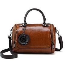 купить 2018 Women Fashion Casual Boston Handbags Women Evening Clutch Messenger Bag Ladies Party Famous Brand Shoulder Crossbody Bags по цене 1666.71 рублей