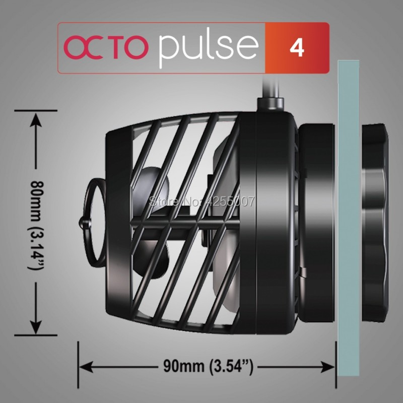 Brand New Reef Octopus Octo Pulse 4 Wave Pump Wave Maker For Marine Coral Saltwater Reef
