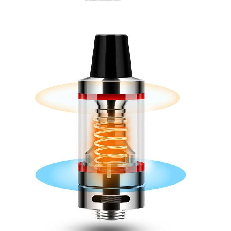 , NEW Electronic Cigarette Kits Vapor Pen Hookah MINI 80W Starter Kit 510 thread 2.0ML tank Vape Mod Box