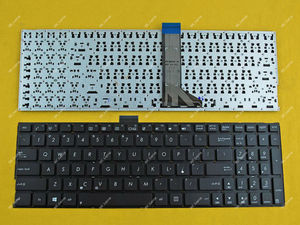 New US English Keyboard For ASUS X555LA X555LB X555LD X555LF X555LI X555LJ X555LN X555L Laptop Black without Frame For WIN8