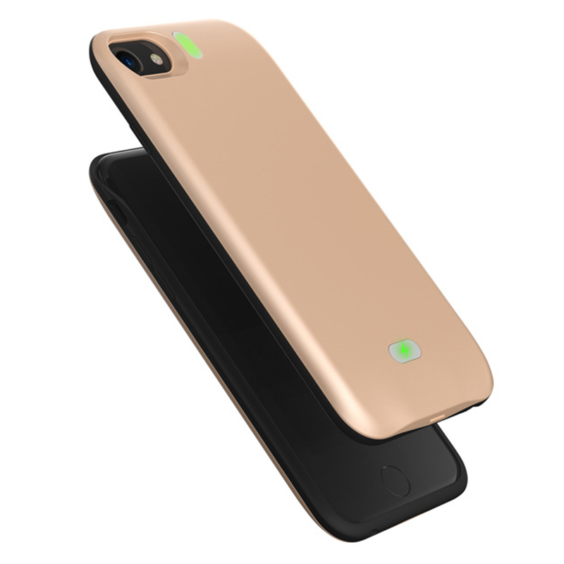 4000mAh Battery Charger Case For iPhone 6 6s Power Bank Ultra Thin External Backup Battery Case for iphone 7 8