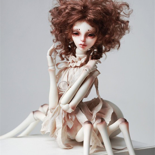 BJD Doll BJD / SD Doll craft ball Elizabeth Elizabeth 1/4 bjd4 points doll Doll For Baby Girl Birthday Gift