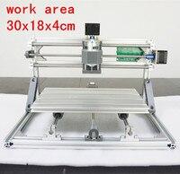 CNC3018 Standard Mini Engraving Machine Laser Engraving Machine CNC Engraving Machine Three Axis Engraving Machine Parts