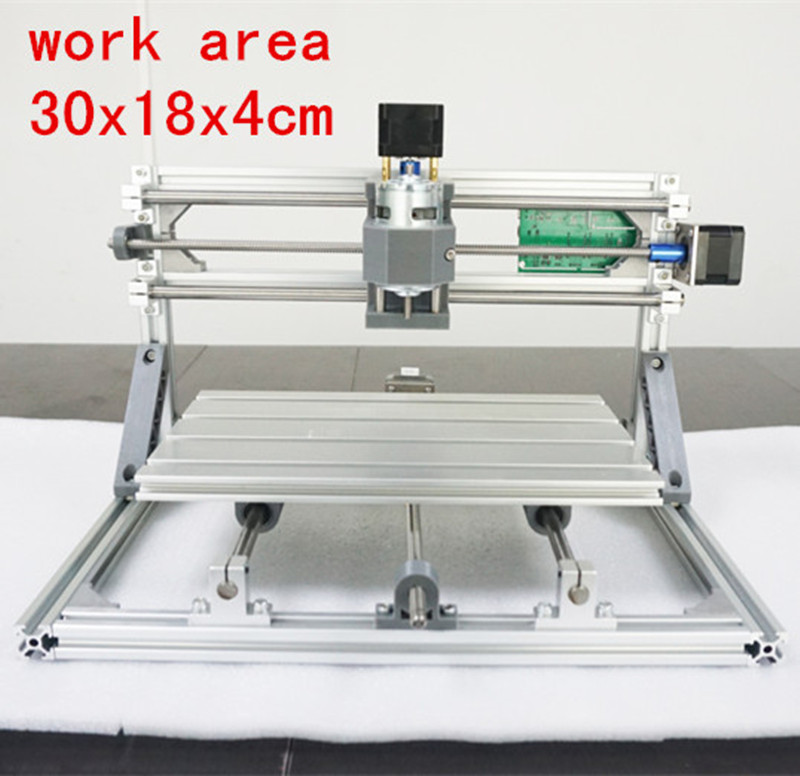 CNC 3018 500mw/2500mw5500mw laser GRBL control Diy laser engraving ER11 CNC machine,3 Axis pcb Milling machine,Wood Router 30x18 cnc 3018 standard with optional laser of 500mw 2500nw 5500 mw laser cnc engraving machine for pcb scribing milling wood router