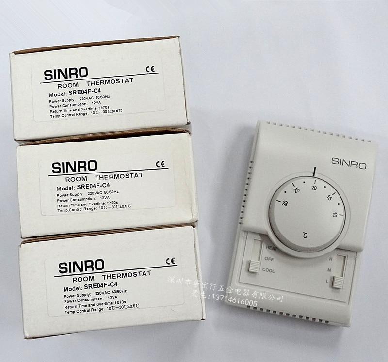 SINRO floating point thermostat SRE04F-C4 mechanical thermostat temperature controller  плоскошлифмашина sre 3185