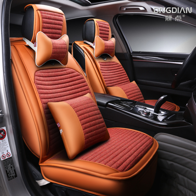 3d Full Encircled Design Car Seat Cover Perfect Fit The