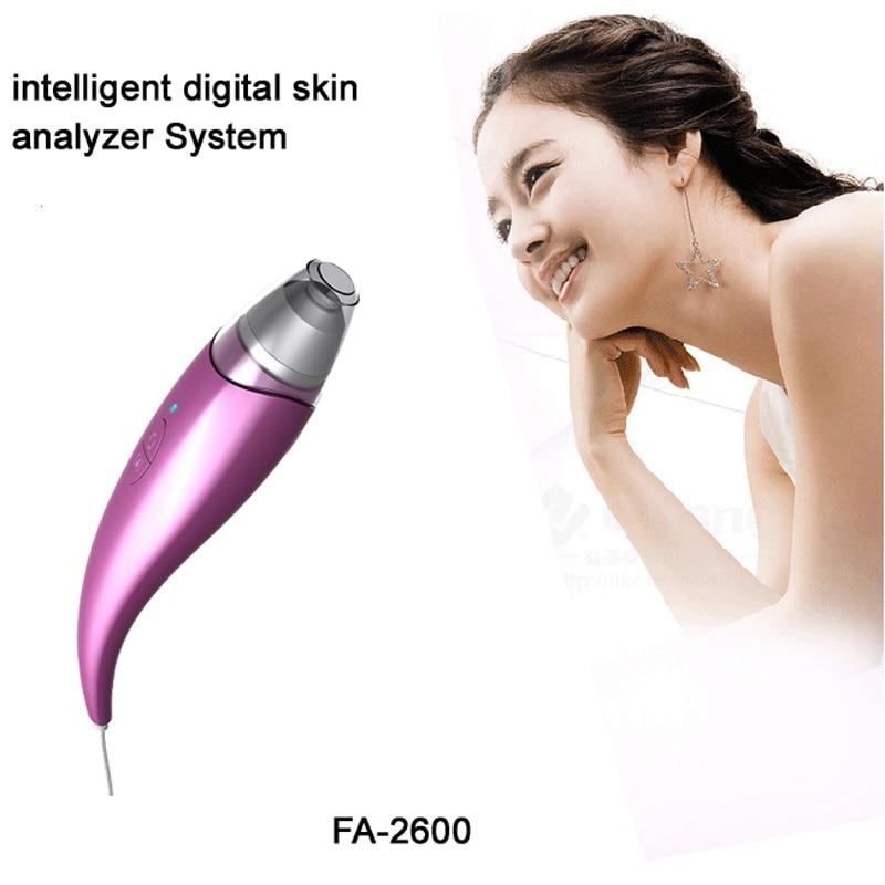 Intelligent Skin Analysis System Skin tester Skin & Facial Face Moisture Analyzer skin Analyzer
