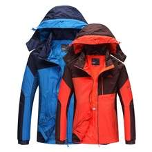 New summer outdoor speed drying breathable waterproof single male couple Jackets mountaineering