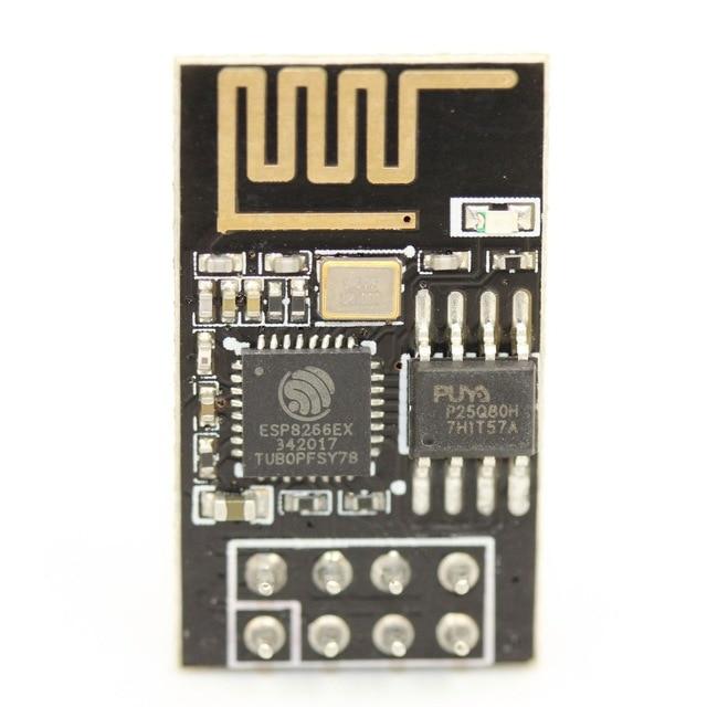 ESP8266 ESP-01 WI-FI série módulo sem fio módulo transceptor sem fio WIF ESP-01