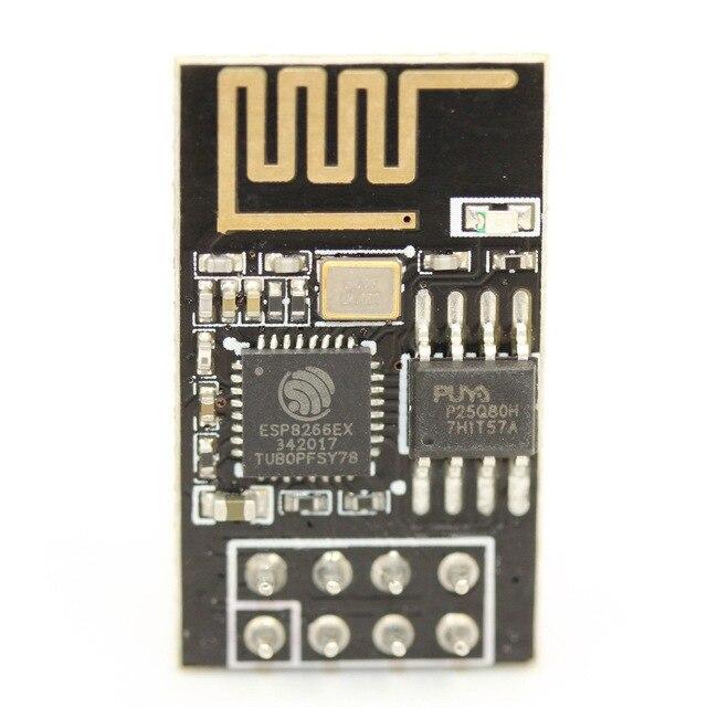 ESP8266 ESP-01 seryjny WIFI moduł bezprzewodowy WIF transceiver moduł bezprzewodowy ESP-01