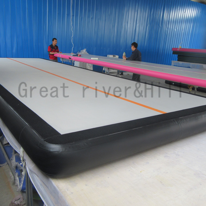 door to door delivery fedex shipping and tax includ inflatable air track mat 8m x 1m x 10cm