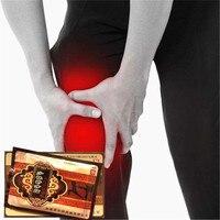 Analgesic MIYUELENI Chinese Herbal Ganoderma lucidum Muscle Massage Essential oil Pain Joint Spine Plaster Intervertebral Essential Oil