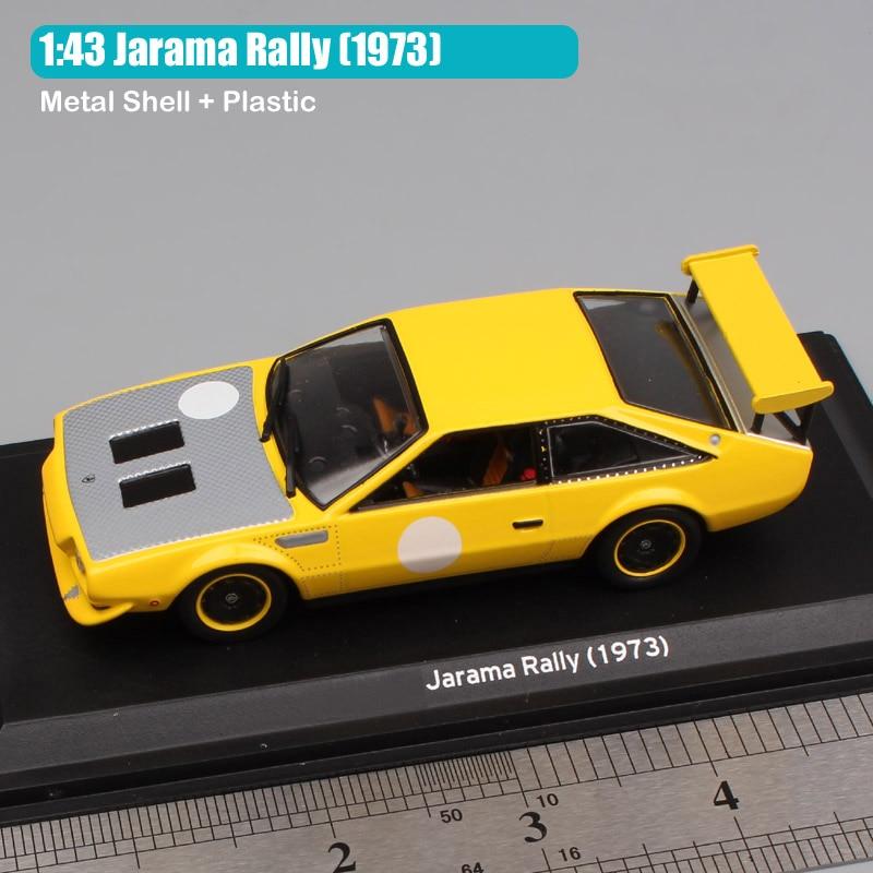 1 43 Mini Scale Famous Mini Jarama Rally 1973 Retro Metal Diecast
