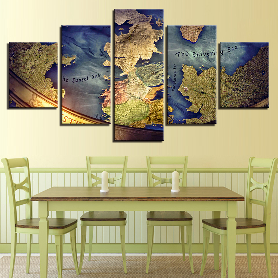 Funky Decorative Wall Map Images - All About Wallart - adelgazare.info