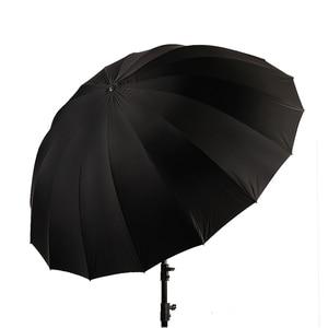 """Image 4 - Godox 150 cm 60 """"Inches Fotografie Studio Paraplu voor Fotostudio van Zachte Verlichting Out In Zwart Binnenkant Van Zilveren Paraplu"""