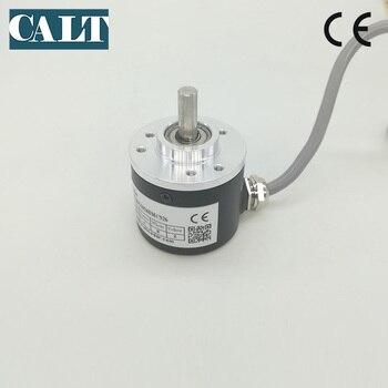 6mm solid shaft A B Z Signal Push pull output  incremental Photoelectric encoder 360 500 1000 1024 2000 2048 2500 3000 3600 ppr supply of eb38f8 l5pr 1000 encoder