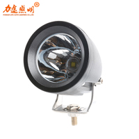 15w Super White Waterproof Round Led Work Light Hot Selling Auto Accessories For Truck Offroad Suv