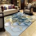 Скандинавские геометрические ковры для гостиной  дома  дивана  журнальный столик  прикроватный коврик для спальни/ковер  Современные Прост...