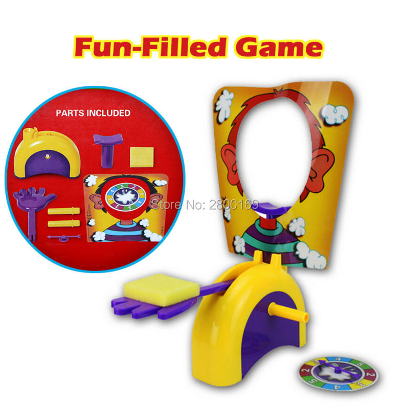 Shocker Funny Gadgets Parent Child Games Antistress Anti Stress Toys,Family Fun Filled Rocket Board Party Game Suspense Toys