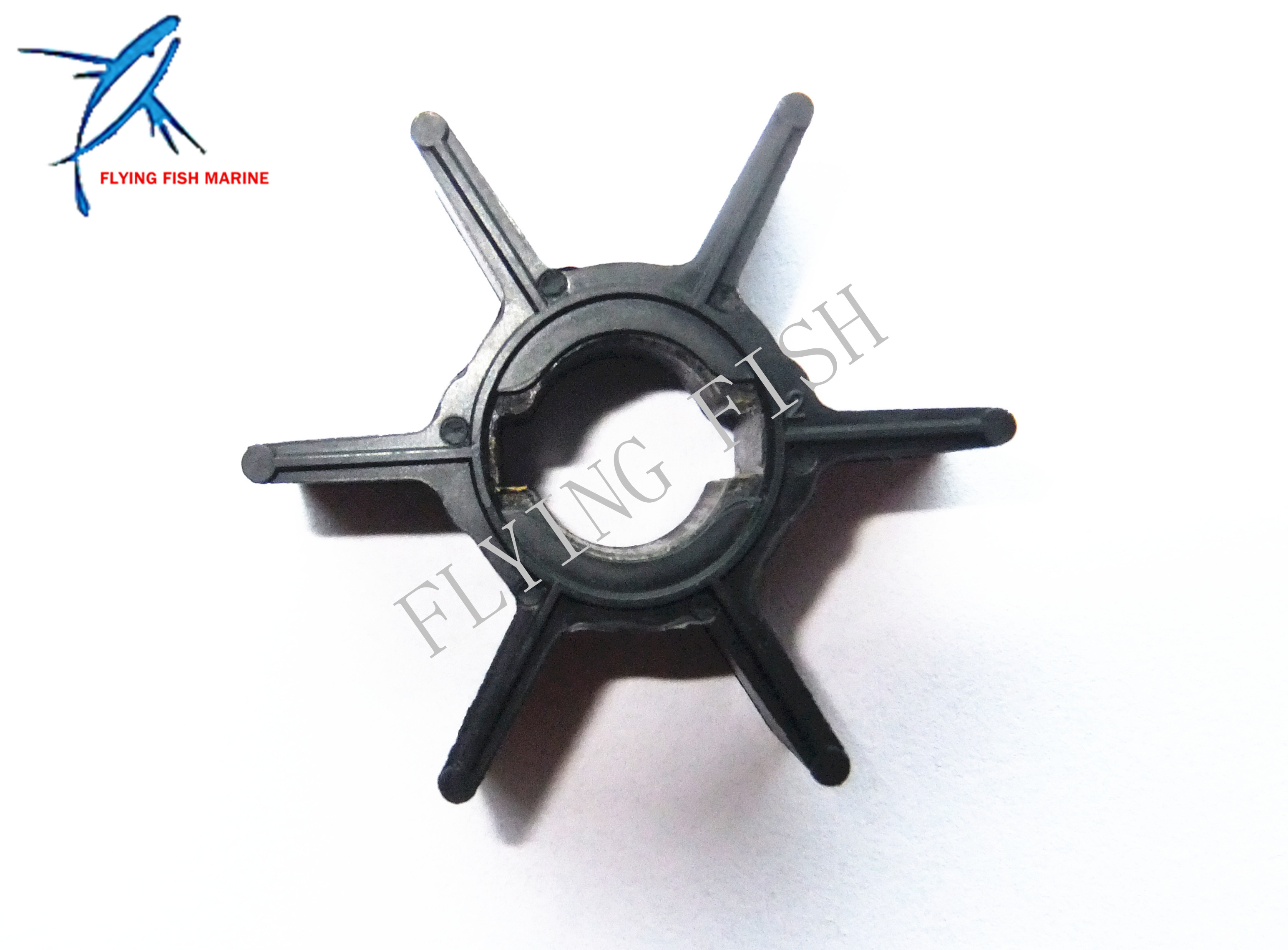 Water Pump Impeller for Tohatsu Nissan 309650211M 309-65021-1 <font><b>2.5HP</b></font> 3.5HP <font><b>Outboard</b></font> Engine Boat <font><b>Motor</b></font> Free Shipping image