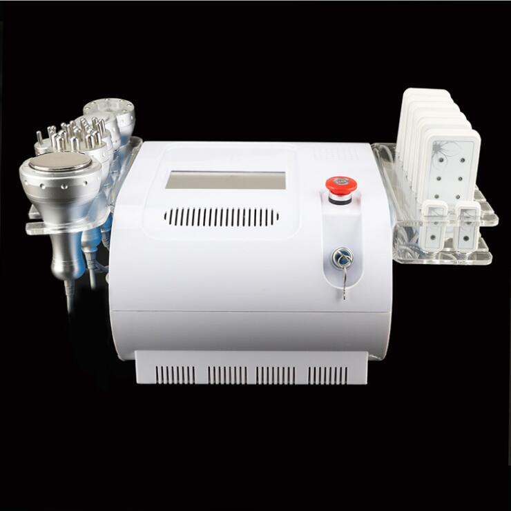 2019 New 7 In 1 Vacuum Ultrasonic Slimming Cavitation Machine Massage Machine For And CE/DHL