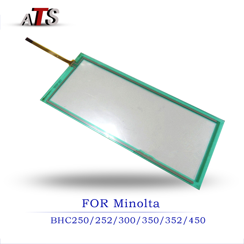 Touch Screen panel For Konica Minolta BHC 250 252 300 350 352 450 compatible Copier BHC250 BHC252 BHC300 BHC350 BHC352 BHC450 in Printer Parts from Computer Office