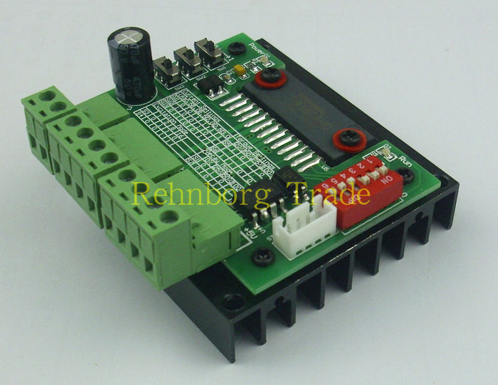 CNC TB6560 Single 1 axis 35A stepping motor driver controller