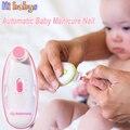 Sênior Bebê Prego Aparador Elétrico Cortador de Tesoura Bebê Bebês Cuidados Com as Unhas cortador de Unhas Seguro Para Crianças Infantil Newbron Prego Aparador
