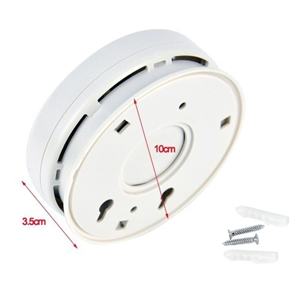 Image 4 - Yobang Security Loud 85db Photoelectric Carbon Monoxide Detectors CO Gas Sensor Independent CO Poisoning Gas Alarm Detector