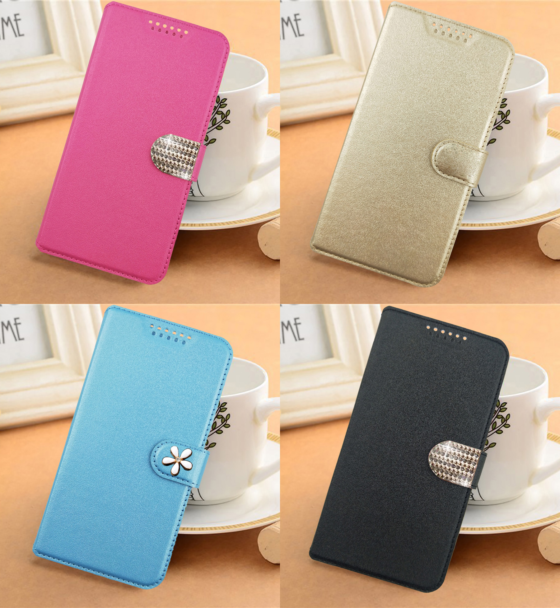 Newest Flip Case for Gome u9 C71 fenmmy note U7 MINI S7 K1 U7 S1 Printed Flower Butterfly Special PU Leather case