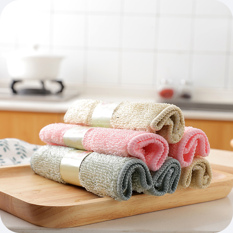 BambooKitchen Clean Dish Cloth 2