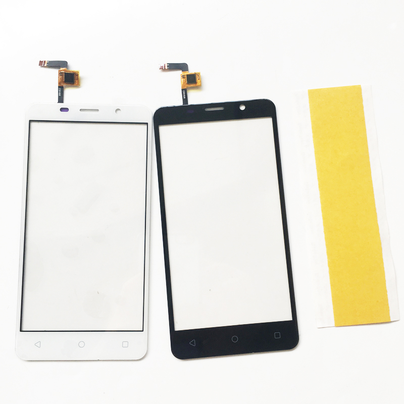 Front Glass Touch Screen For Tele2 Maxi Touchscreen Digitizer Touch Panel Lens Sensor Glass Replacement