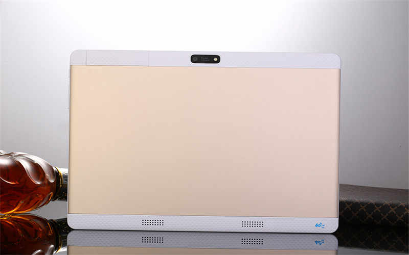 شحن مجاني 10 بوصة 3G 4G LTE اللوحي 1280x800 IPS الثماني النواة 4 GB RAM 64G ROM المزدوج سيم بطاقة WiFi GPS الروبوت 8.0 أقراص