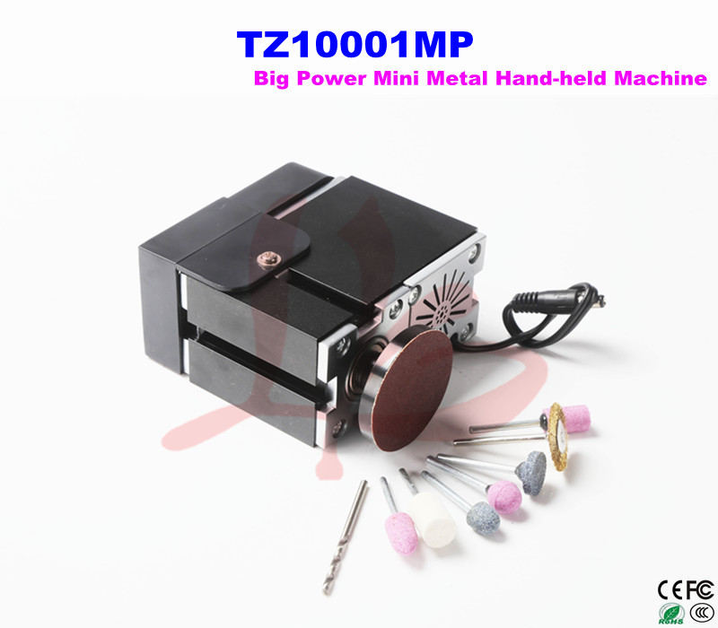 Electroplated Mini Hand-hold Sanding Machine TZ10001MP with 12000r/min, 60W Motor