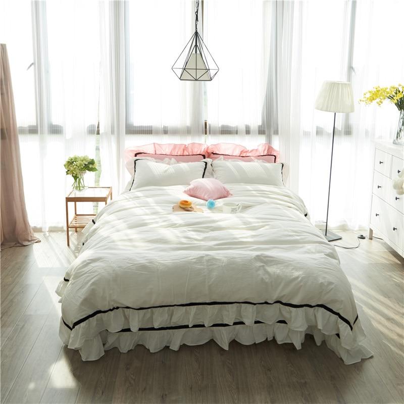 Aliexpress Com Buy 100 Cotton 4pcs Full Queen King Size