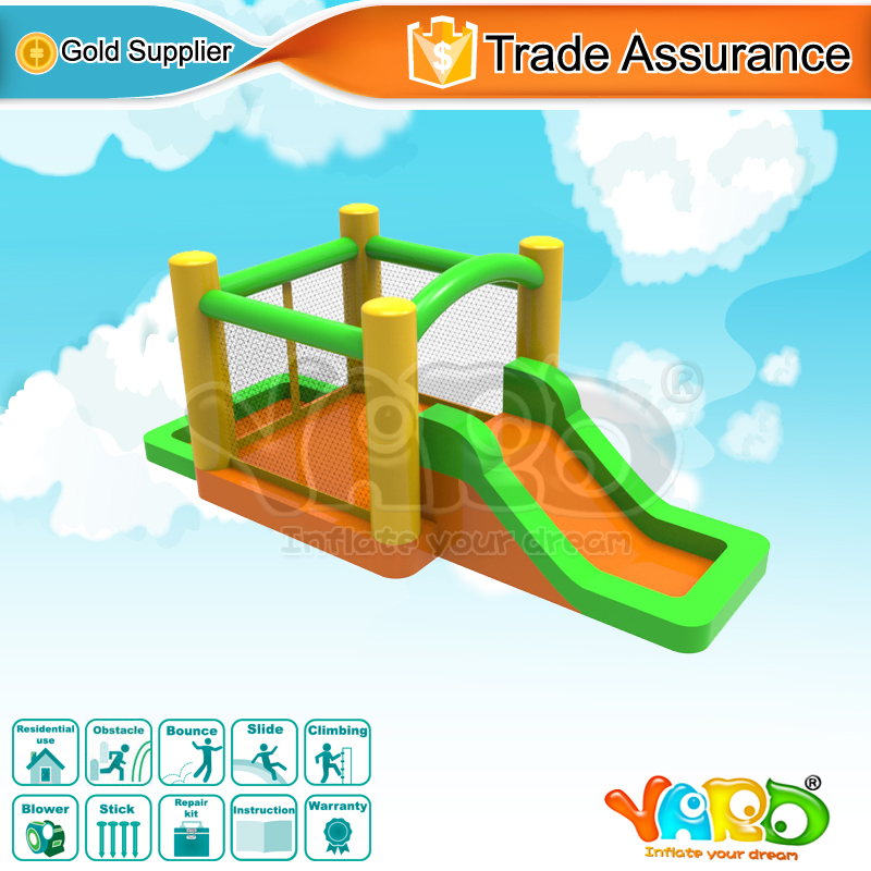 YARD bounce house inflatable bouncer trampoline moonwalk with ball pit and slide free shipping конверт summer infant конверт дл пеленани на липучке swaddleme puppy love голубой со щенками размер s m