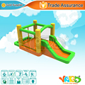 YARD bounce house inflatable bouncer trampoline moonwalk with ball pit and slide free shipping