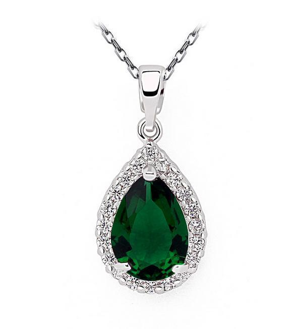 Necklace bicycle picture more detailed picture about green stone green stone pendant necklace for women fashion jewelry for women 2014 design aaa zircon pendant necklace aloadofball Gallery