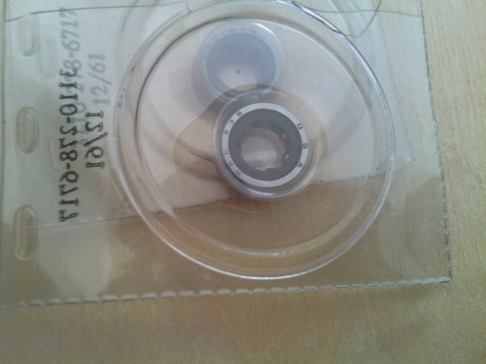 MRC Mini Angular contact separable ball bearings Inch series R3B R3 No Bore 12.7x3.969 mm 0.5000x0.1563 inch 1pcs 71901 71901cd p4 7901 12x24x6 mochu thin walled miniature angular contact bearings speed spindle bearings cnc abec 7