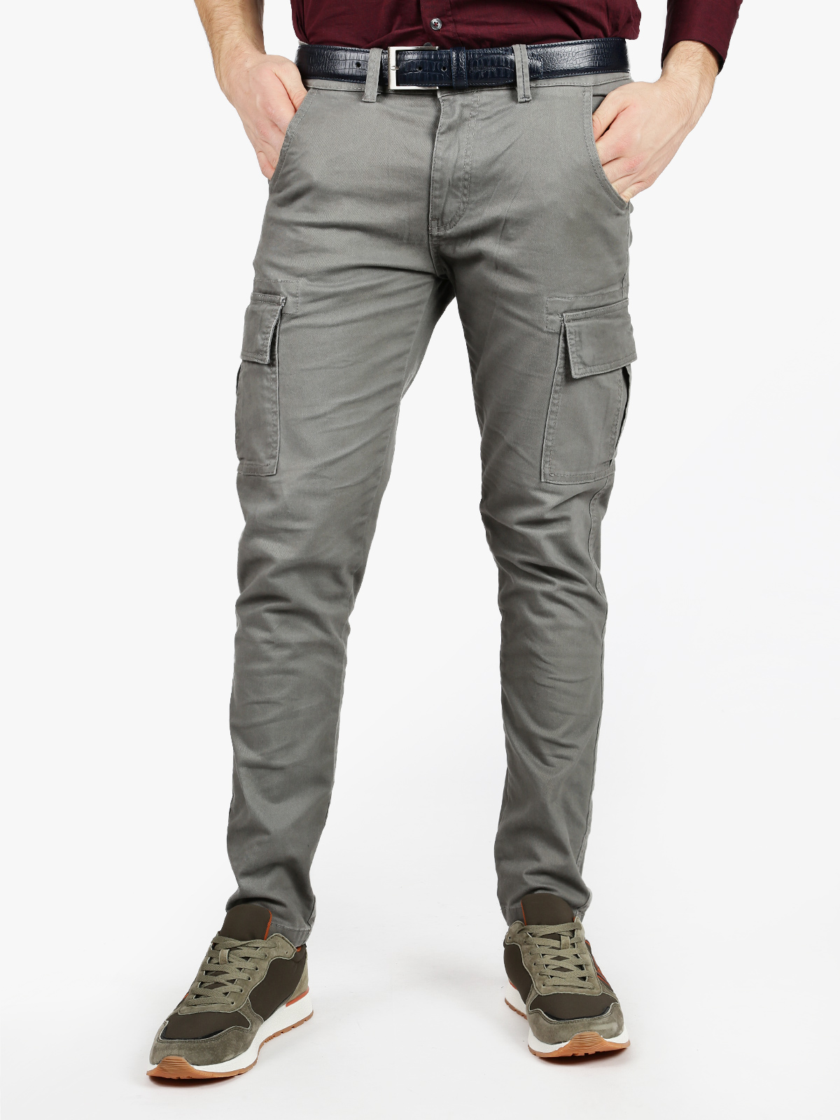Cargo Pants Cotton