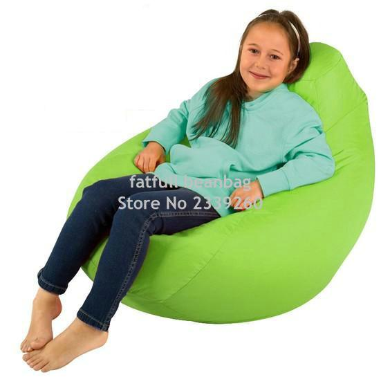 Cover only No Filler KIDS Tall Gamer Bean Bags Beanbag