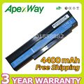 Apexway 6 cell Laptop Battery AS09C31 AS09C70 AS09C71 For Acer Extensa 5235 5635 5635G 5635ZG ZR6 5635Z NV4808C NV4005C NV4429C