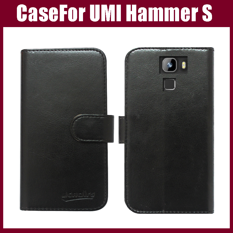 UMI Hammer S Case New Arrival High Quality Flip Leather Exclusive Phone Cover Case For UMI Hammer S Case
