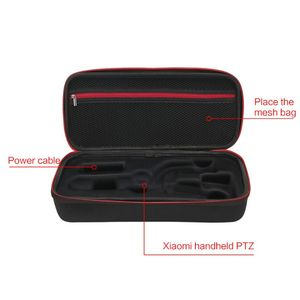 Image 4 - OOTDTY прочная нейлоновая сумка, сумка через плечо для Xiaomi Mijia 3 осевой ручной карданный стабилизатор, аксессуары