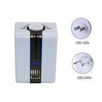 Ionizer Air Purifier Negative Ionizer Generator Durable Quiet Air Purifier Remove Formaldehyde Smoke Dust Air Purifier