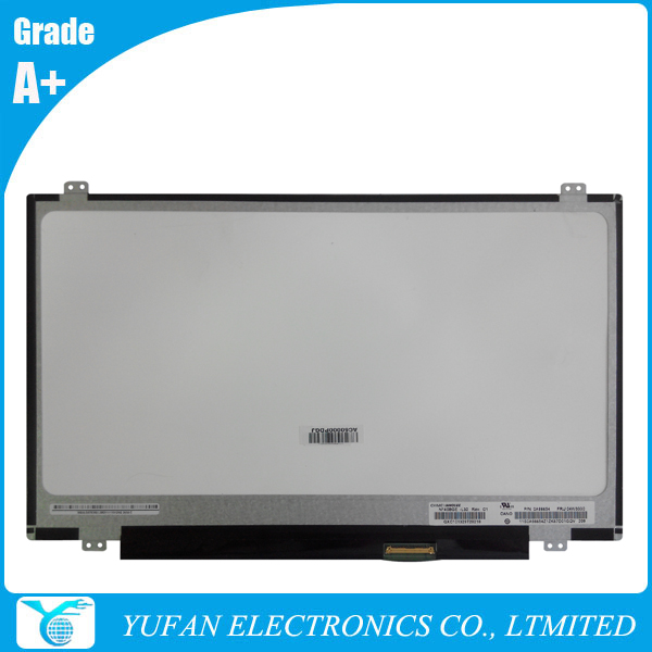 Free Shipping N140BGE-L32 Rev.C1 Laptop Lcd Screen Display For THINKPAD EDGE E431 L430 T420 T420I T430 LVDS 1366*768 04W3330