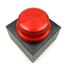Зажим для винила lp Дисковый стабилизатор с красным покрытием
