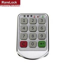 Rarelock blokada hasła cyfrowa klawiatura elektroniczna numer kod szafki zamki inteligentny a