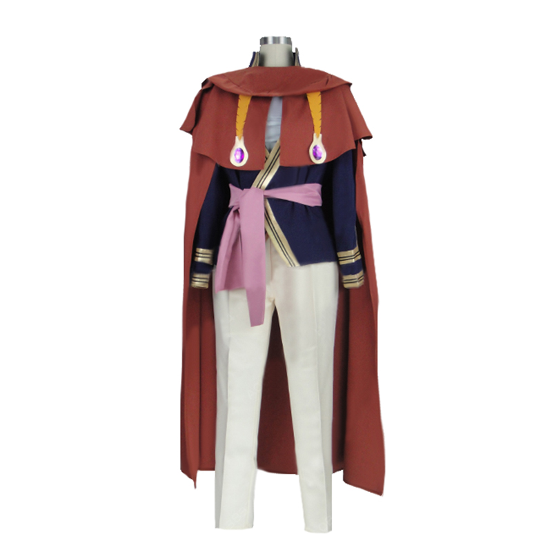 black clover fuegoreon vermilion cosplay costume outfit