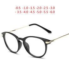 8aec24fc57 Finished myopia glasses Men Women reading Eyeglasses frame Lens  prescription optical